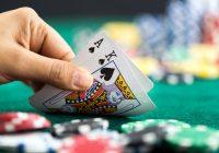 Blackjack - Ace, King of Spades