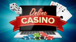 Online Casino: Dice, Cards & Casino Chips