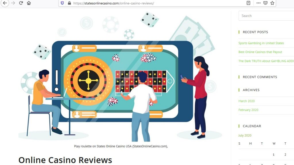 StatesOnlineCasino.com: Online Casino Reviews | Top Casinos